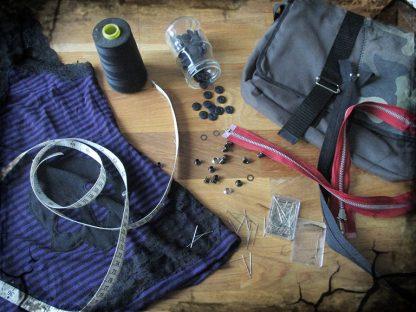 customisation de vêtements