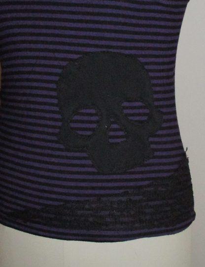 t-shirt moray details devant