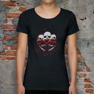 Bloody-tshirt