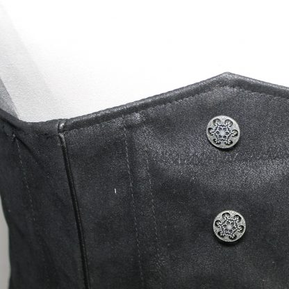 Serre-taille-sweet-black-top-details
